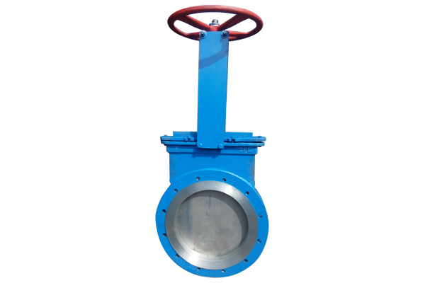 Knife Edge Gate Valve Manual Opreted