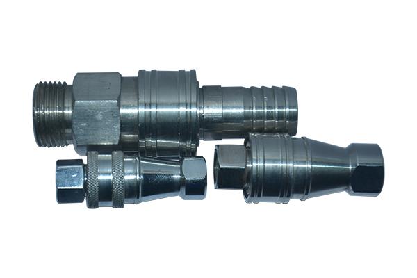 Quick Release Couplings Chamunda Engineering